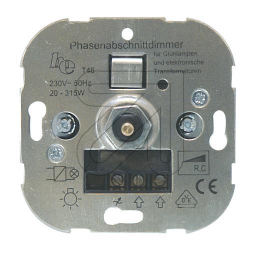 rutten elektroshop universele elektronische dimmer 315w ec101450 49 95. Black Bedroom Furniture Sets. Home Design Ideas