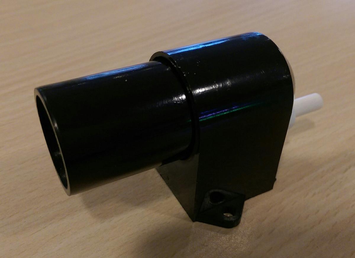 Badkamerkast Met Lamp : Kastdeurschakelaar met e14 fitting zwart te340018 rutten elektroshop