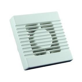 Nedco badkamer ventilator met timer en vochtsensor EF100VT ...