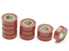 1040N-RPC NITTO - ISOLATIETAPE - ROOD - 19 mm x 10 m