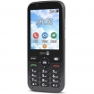 JJ253-20156 Doro 7010 4G Smart Mobile Phone Antraciet met Whatsapp functie