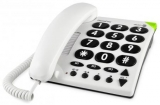 23457 Doro PhoneEasy 311c White