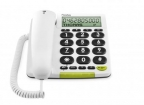 23459 Doro PhoneEasy 312cs White