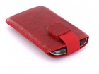 24016 Mobiparts Uni Pouch SMOKE Size S Red