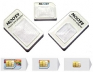 27550 Noosy SIM Adapter Kit 3 pack