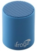28667 iFrogz Coda Pop Bluetooth Speaker Blue