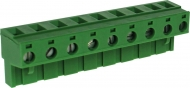 RND 205-00272 Female Connector Screw terminal Schroef connectie 9P