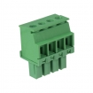 RND 205-00322 Female Connector Screw terminal Schroef connectie 4P