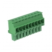 RND 205-00327 Female Connector Screw terminal Schroef connectie 9P