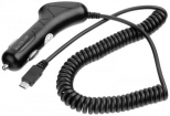 30516 Mobiparts Essential Car Charger Micro USB 2A Black