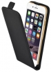 37161 Mobiparts Premium Flip Case Apple iPhone 6/6S Black