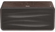 37487 Divoom OnBeat-500 Bluetooth Wireless Speaker Charcoal Wood