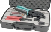 6PK-330K Set of crimping pliers for coaxial connectors Coaxial connector