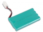 8AA2000C NiMH RACING PACK 9.6V-2000mAh