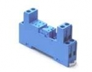 HDREL9585.3 Finder DIN-rail relaisvoet voor 4051../4052../4061.. (raster 5mm) relais