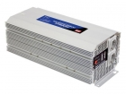 A301-2K5-F3 MEAN WELL - DC-AC INVERTER MET GEMODIFICEERDE SINUSGOLF - 12 V - 2500 W - DUITS STOPCONTACT