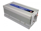 A301-300-F3 MEAN WELL - DC-AC INVERTER MET GEMODIFICEERDE SINUSGOLF - 300 W - DUITS STOPCONTACT