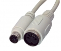 CABLE-135 ADAP. AT KEYB.-PS-2 KABEL