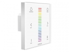 CHLSC32TX MULTI-ZONE SYSTEEM - TOUCHPANEL LED-DIMMER VOOR RGB-LED - DMX / RF