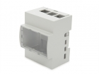 DINH03 DIN-RAIL BEHUIZING VOOR RASPBERRY® PI4
