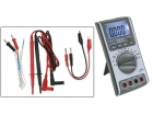 DVM1400 DIGITALE MULTIMETER 5-IN-1 - MULTIMETER - TEMPERATUUR - VOCHTIGHEID - GELUID - LUX