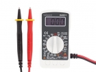 DVM811 DIGITAL MULTIMETER - CAT II 500 V / CAT III 300 V - 1999 COUNTS