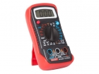 DVM853 DIGITALE MULTIMETER - CAT. III 300 V / CAT. II 500 V - 1999 COUNTS - DATA HOLD / ACHTERGRONDVERLICHTING / ZOEMER