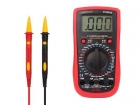 DVM895 DIGITALE MULTIMETER - CAT. III 600 V / CAT IV 300 V - 1999 COUNTS