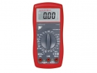 DVM94 DIGITALE MULTIMETER - CAT. III 600 V - 10 A - DATA-HOLD-FUNCTIE / DIODETEST / BATTERIJTEST / ZOEMER