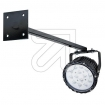 EC623275 LED 15W floodlight gevelarmatuur zwart IP65