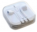 ENG141BA In-ear headset met volume regelaar