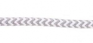 FT71000081 Stofkabel met zigzag patroon 2x0.75mm²
