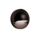 GL3132011 GARDEN LIGHTS - DEIMOS BLACK - WANDVERLICHTING - 12 V - 30 lm - 1 W - 3000/6000 K