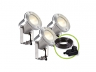 GL4121603 GARDEN LIGHTS - CATALPA - SPOT - 12 V - 3 st.