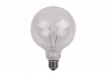 FT13902347 Globe lamp 40W E27 230V 95mm helder glas