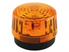 HAA100AN LED-KNIPPERLICHT - AMBER - 12 VDC -  ø 100 mm