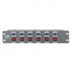 HE50363 DJ SWITCH 6 CHANNEL