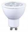 HQLGU10MR16004 LED Lamp GU10 Dimbaar MR16 5.5 W 350 lm 2700 K