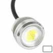 SYCMS0381W FELLE INDICATIE LED 12V WD WIT
