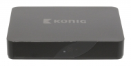 KN-4KASB 4K Android Streaming Box met Fly Mouse
