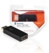 KNC37915E DisplayPort Adapter DisplayPort Male - HDMI Male Antraciet