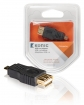 KNC60901E USB 2.0-Adapter Micro-B Male - USB A Female Antraciet