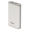 KNPB15000WH Draagbare Powerbank Lithium-Ion 15000 mAh USB Wit