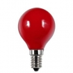 FT13500821 Kogellamp 25W E14 230V rood