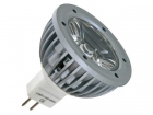 LAMPL3MR16WW 3W LED LAMP - WARMWIT (2700K) 12VAC/DC - MR16