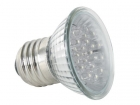 LAMPLE27Y2 GELE LED LAMP - E27 - 240VAC - 18 LEDs