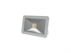 LEDA5001WW-W DESIGN LED-SCHIJNWERPER - 10 W, WARMWIT - WIT
