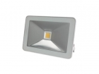 LEDA5002WW-W DESIGN LED-SCHIJNWERPER - 20 W, WARMWIT - WIT