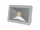 LEDA5003WW-W DESIGN LED-SCHIJNWERPER - 30 W, WARMWIT - WIT
