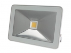 LEDA5005WW-W DESIGN LED-SCHIJNWERPER - 50 W, WARMWIT - WIT